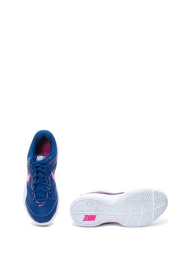 Nike Court Lite bőr és textil teniszcipő női
