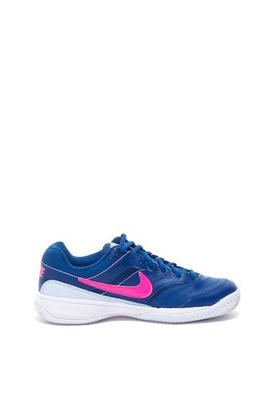 Nike Тенис обувки Court Lite с кожа и еко кожа Жени
