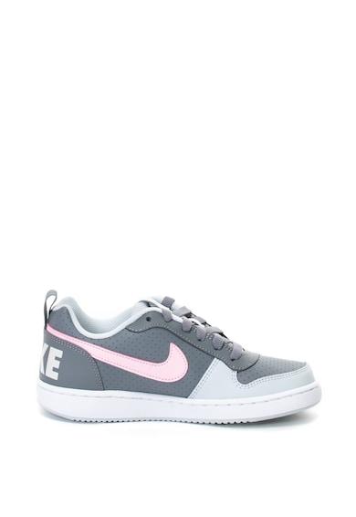 Nike Pantofi sport de piele Court Borough Fete
