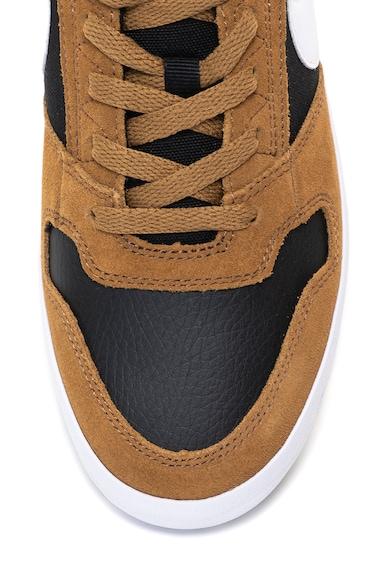 Nike Спортни обувки SB Delta Force от велур и еко кожа Мъже