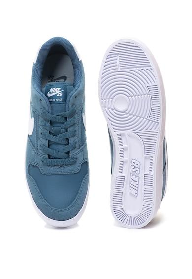 Nike SB Delta Force nyersbőr és műbőr sneakers cipő férfi