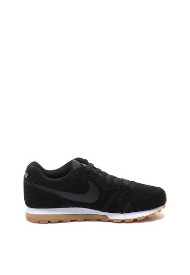 Nike Pantofi sport de piele intoarsa MD Runner Femei