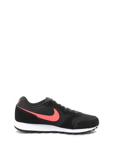 Nike Спортни обувки MD Runner с велур и лого Мъже