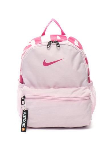 Nike Малка раница Brasilia с лого - 11 л Момичета