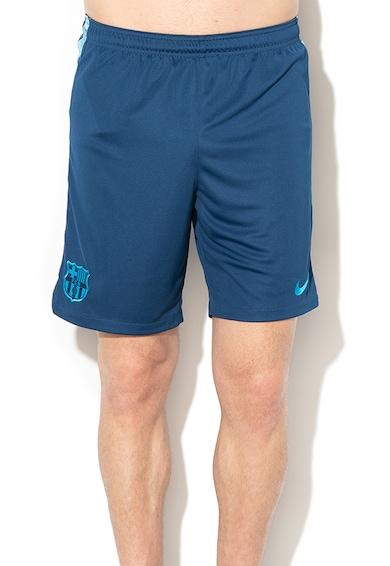 Nike Pantaloni scurti cu Dri-fit, pentru fotbal FCB Barbati