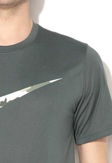 Nike Dri-Fit fitneszpóló férfi