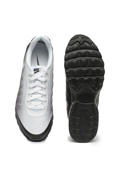 Nike Pantofi sport din material textil, cu imprimeu Air Max Invigor Barbati