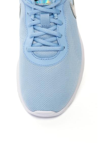 Nike Tanjun kötött hálós sneaker hologramos logórátéttel női