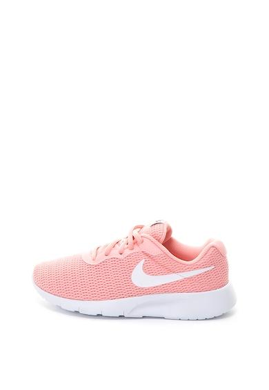Nike Pantofi sport de plasa cu aspect tricotat Tanjun Fete