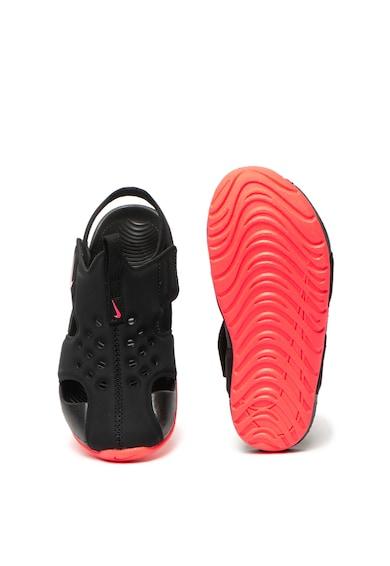 Nike Sandale cu velcro Sunray Protect Fete