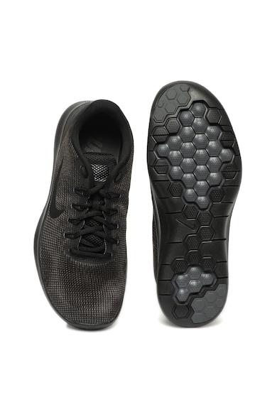Nike Flex kötött hálós anyagú futó sneaker férfi