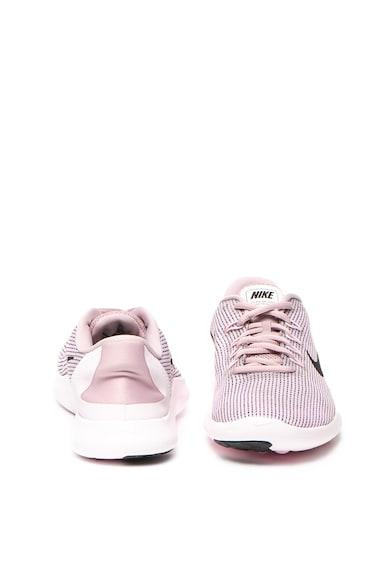 Nike Pantofi sport de plasa cu aspect tricotat, pentru alergare Flex Femei