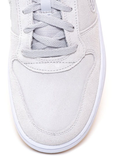 Nike Pantofi sport de piele intoarsa cu detalii din plasa Ebernon Barbati