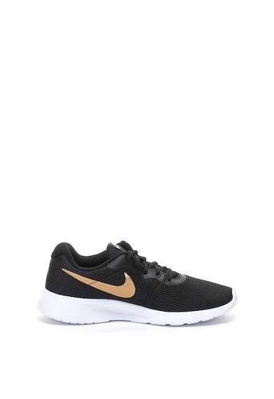 Nike Pantofi sport de plasa, cu logo contrastant Tanjun Barbati