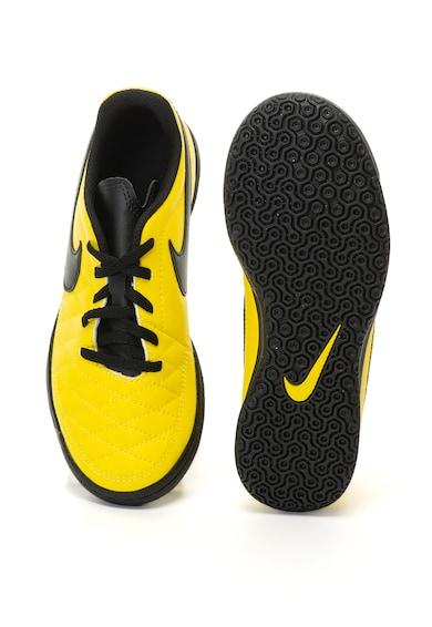 Nike Pantofi de piele ecologica, pentru alergare Majestry Fete