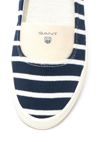 Gant Pantofi slip on cu dungi New Haven Femei
