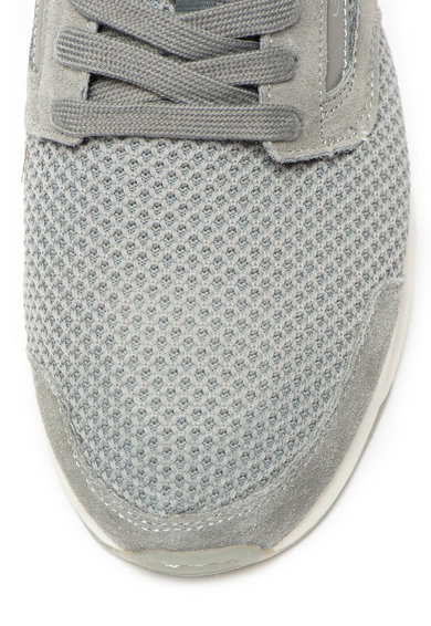 Gant Pantofi sport cu garnituri de piele intoarsa si brant moale Atlanta Barbati