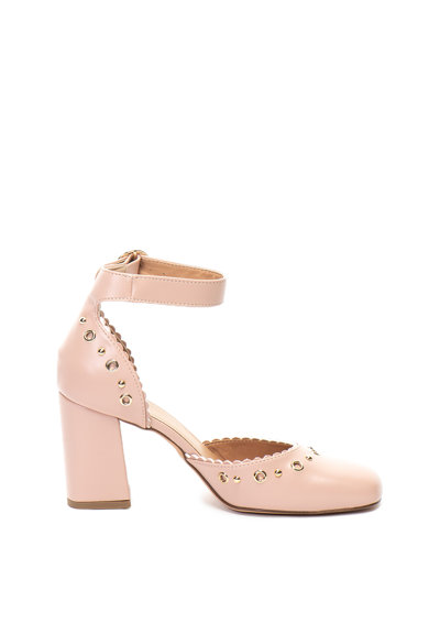 Love Moschino Обувки D'Orsay от еко кожа Жени