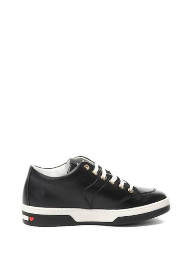 Love Moschino Спортни обувки от еко кожа с капси Жени