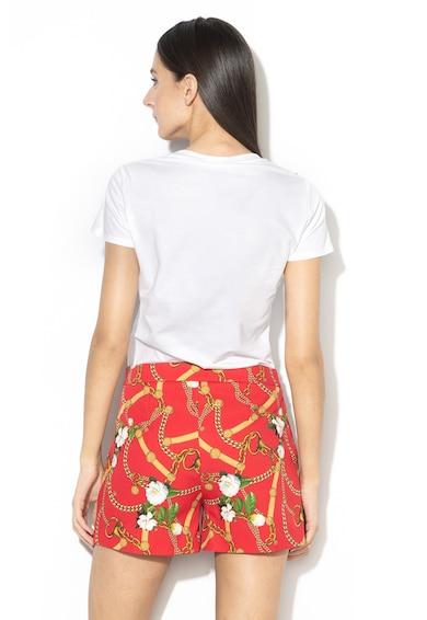 Liu Jo Moda póló csipkével&strasszkövekkel női