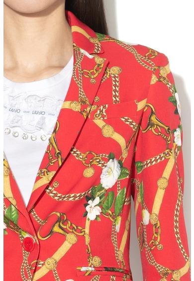 Liu Jo Luxury mintás blézer női