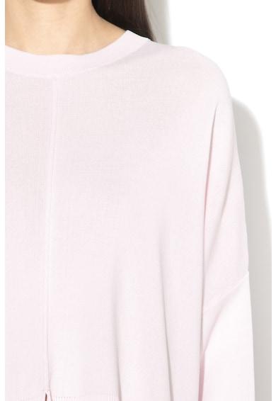 Liu Jo Pulover tricotat fin cu terminatie asimetrica Femei