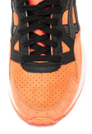 Asics Tiger, Унисекс спортни обувки Gel-Lyte V от велур Жени