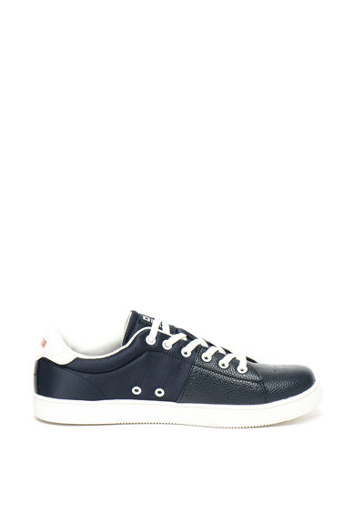 Big Star Pantofi sport cu insertii de piele ecologica Barbati