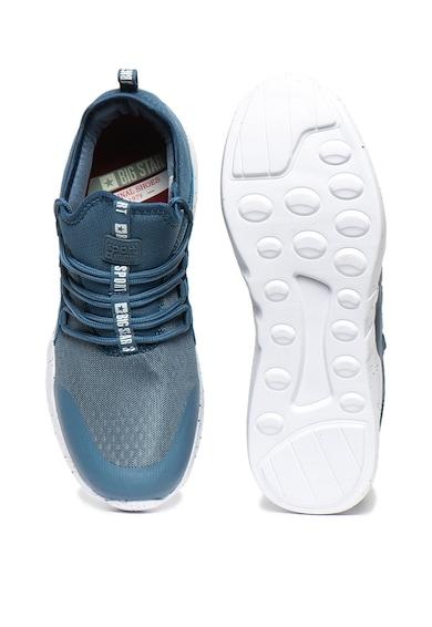 Big Star Pantofi sport slip-on cu talpa cu pete decorative Barbati