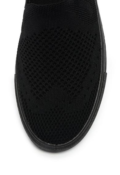 BIG STAR Pantofi slip-on de plasa tricotata Femei
