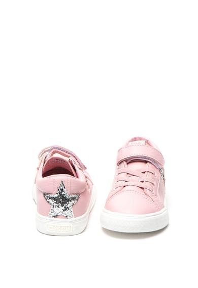 BIG STAR Pantofi sport de piele ecologica Fete