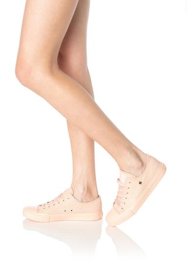 Big Star Pantofi sport de piele ecologica Femei