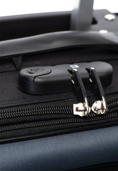 Laura Biagiotti Unisex logómintás bőrönd női