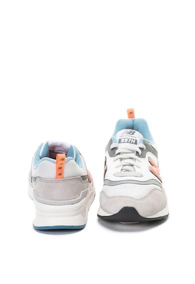 New Balance 997H bőr és hálós anyagú sneakers cipő férfi