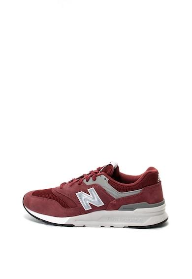 New Balance Спортни обувки 997H от велур и текстил Мъже