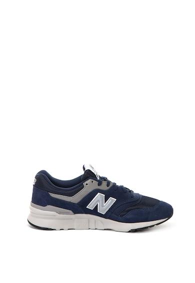 New Balance Спортни обувки 997 от велур и текстил Мъже