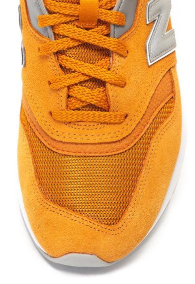 New Balance 997H nyersbőr és vászon sneakers cipő férfi