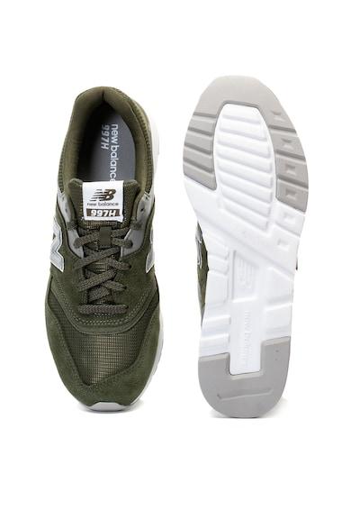 New Balance 997H nyersbőr és textil sneakers cipő férfi