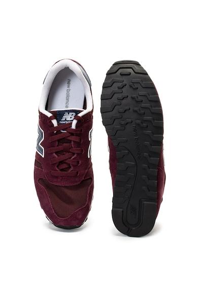 New Balance 373 nyersbőr és textil sneakers cipő férfi