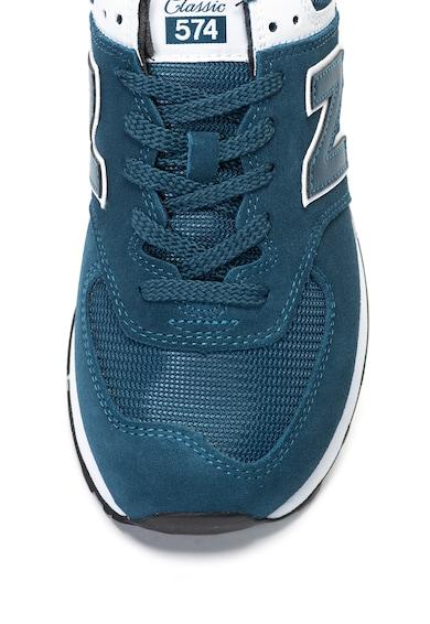 New Balance Спортни обувки 574 от велур Мъже