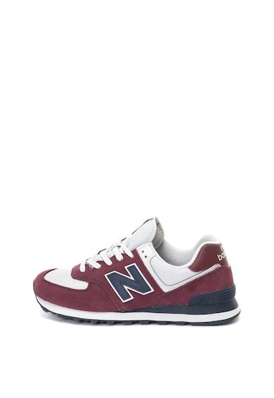 b2daedae49 574 nyersbőr és hálós sneakers cipő - New Balance (ML574ESW)