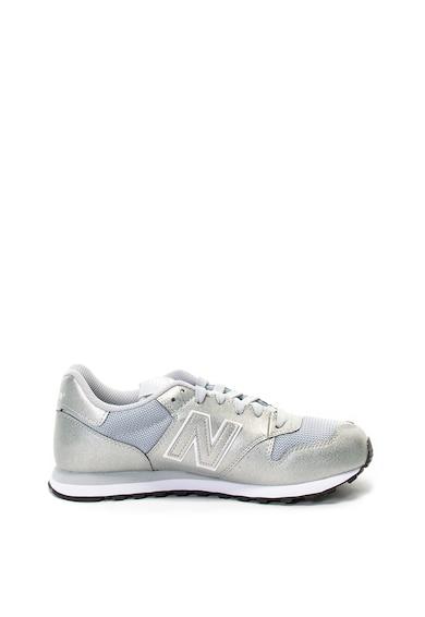 New Balance Спортни обувки 500 от еко кожа с лого Жени