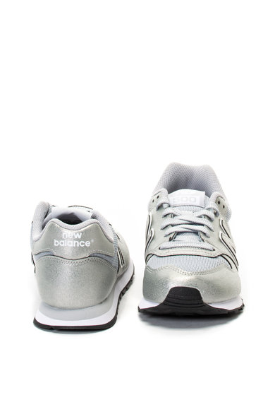 New Balance Pantofi sport de piele ecologica, cu logo 500 Femei