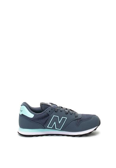 New Balance 500 műbőr sneakers cipő logóval női