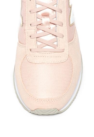 New Balance Sneaker nyersbőr betétekkel női