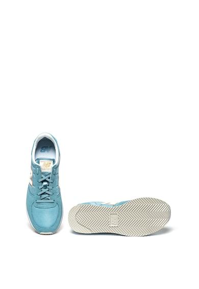 New Balance Sneaker nyersbőr szegélyekkel női