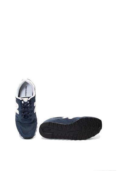 New Balance 373 sneakers cipő nyersbőr anyagbetétekkel női