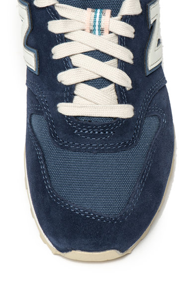 New Balance Pantofi sport cu garnituri de piele intoarsa 996 Femei