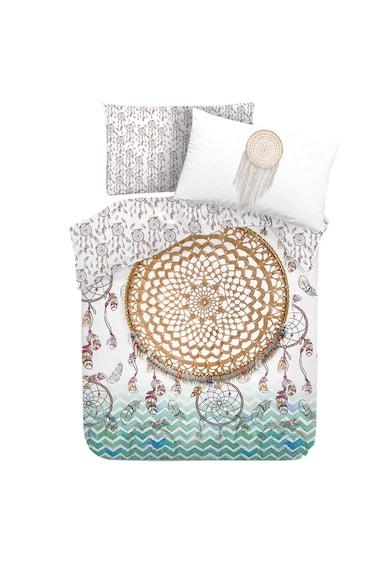 AGLIKA Lenjerie de pat pentru 2 persoane Circle  bumbac 100% Femei