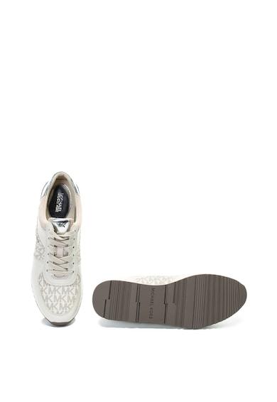 Michael Kors Pantofi sport cu garnituri de piele Allie Femei